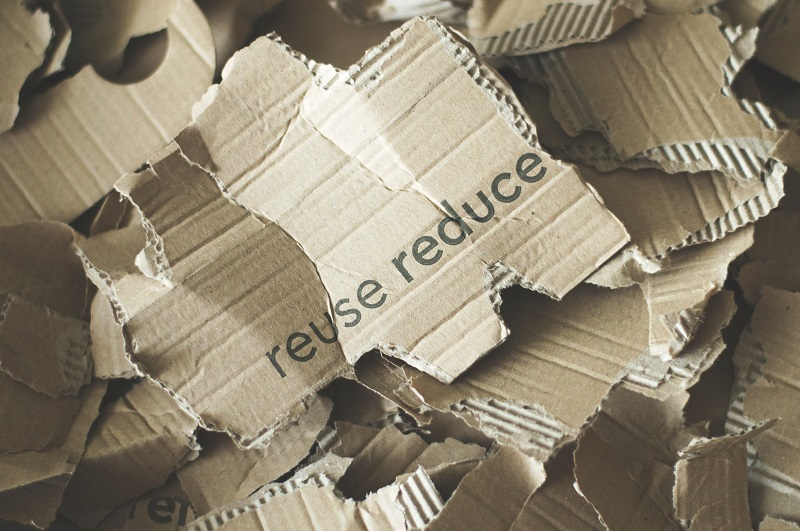 Priority Waste Reduce Reuse Recycle
