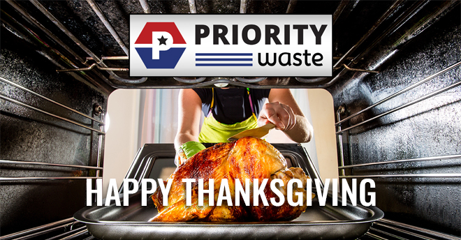 Priority Waste Thanksgiving 2018