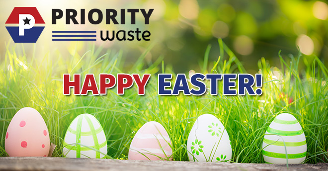 Priority Waste Easter 2019
