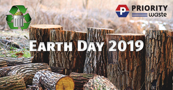 Priority Waste Earth Day 2019