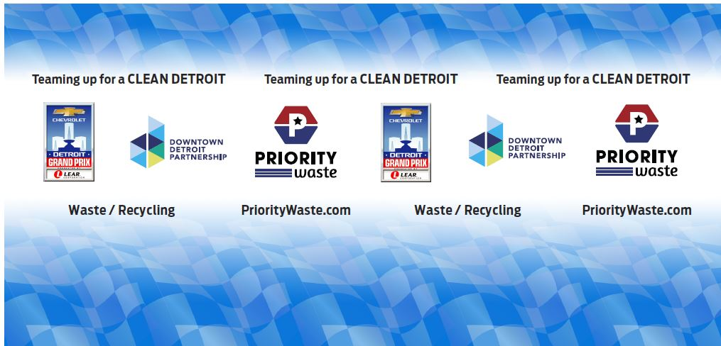 Priority Waste Detroit Grand Prix 2019