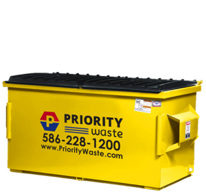Dumpster Sizes Priority Waste