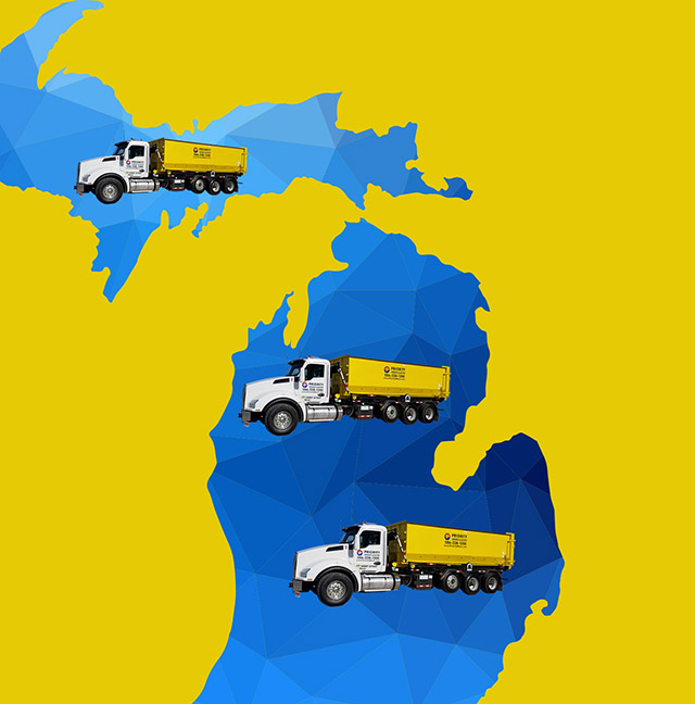 Priority Waste Keeping Michigan Clean