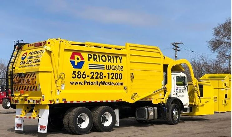 Priority Waste New Baltimore Waste Management