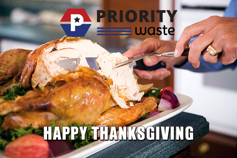 Priority Waste Thanksgiving 2019