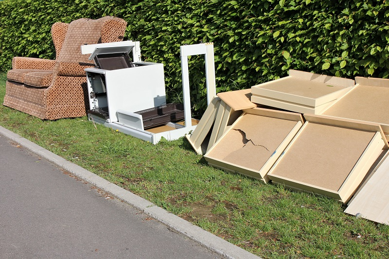 Priority Waste Bulk Garbage Pickup Service