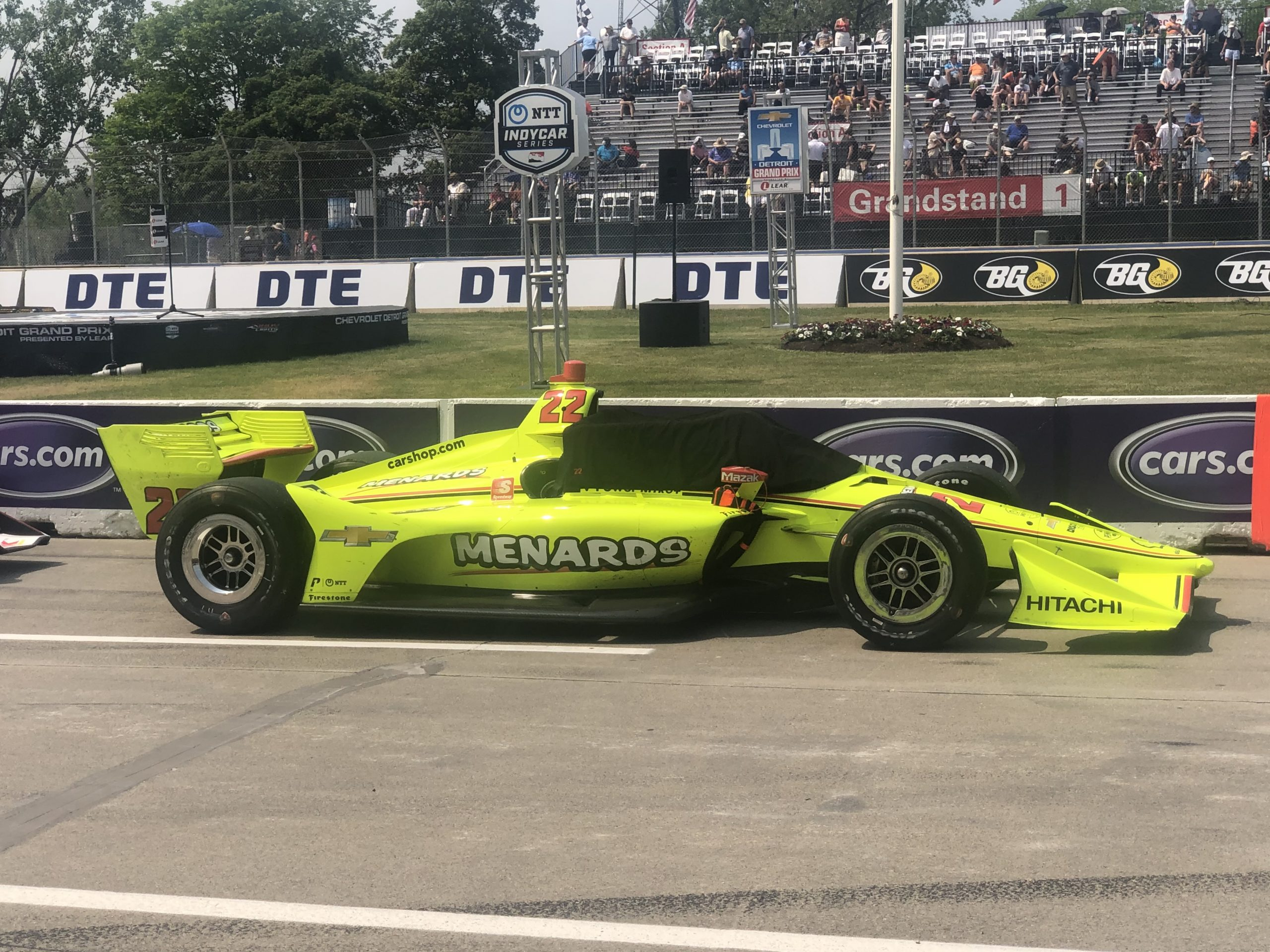 Priority Waste Chevrolet Detroit Grand Prix 2021 Weekend at the Races